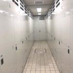 1戸にひとつトランクルーム完備